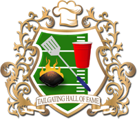 Tailgating Hall of Fame Crest