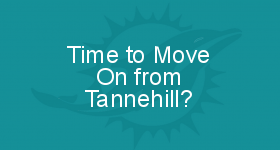 Time to Move On from Tannehill?